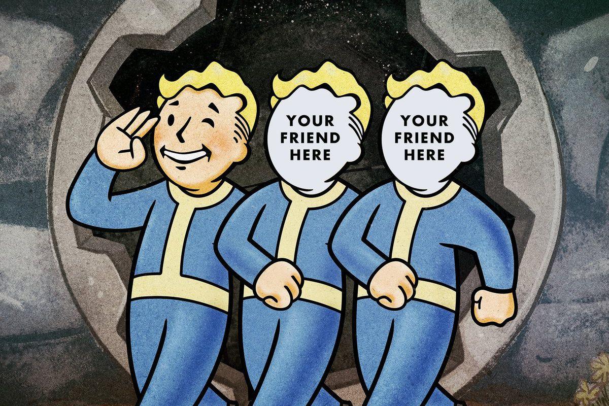 fallout 76 beta friend codes