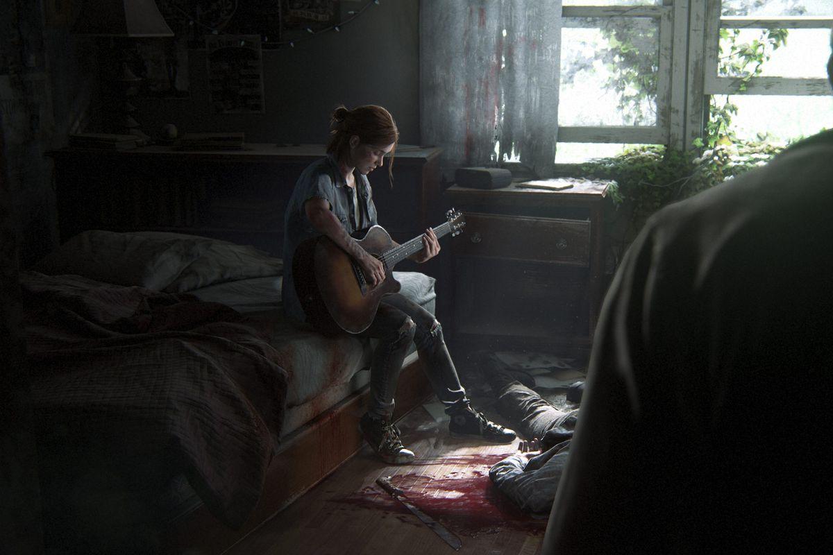 Naughty Dog Sony Interactive Entertainment