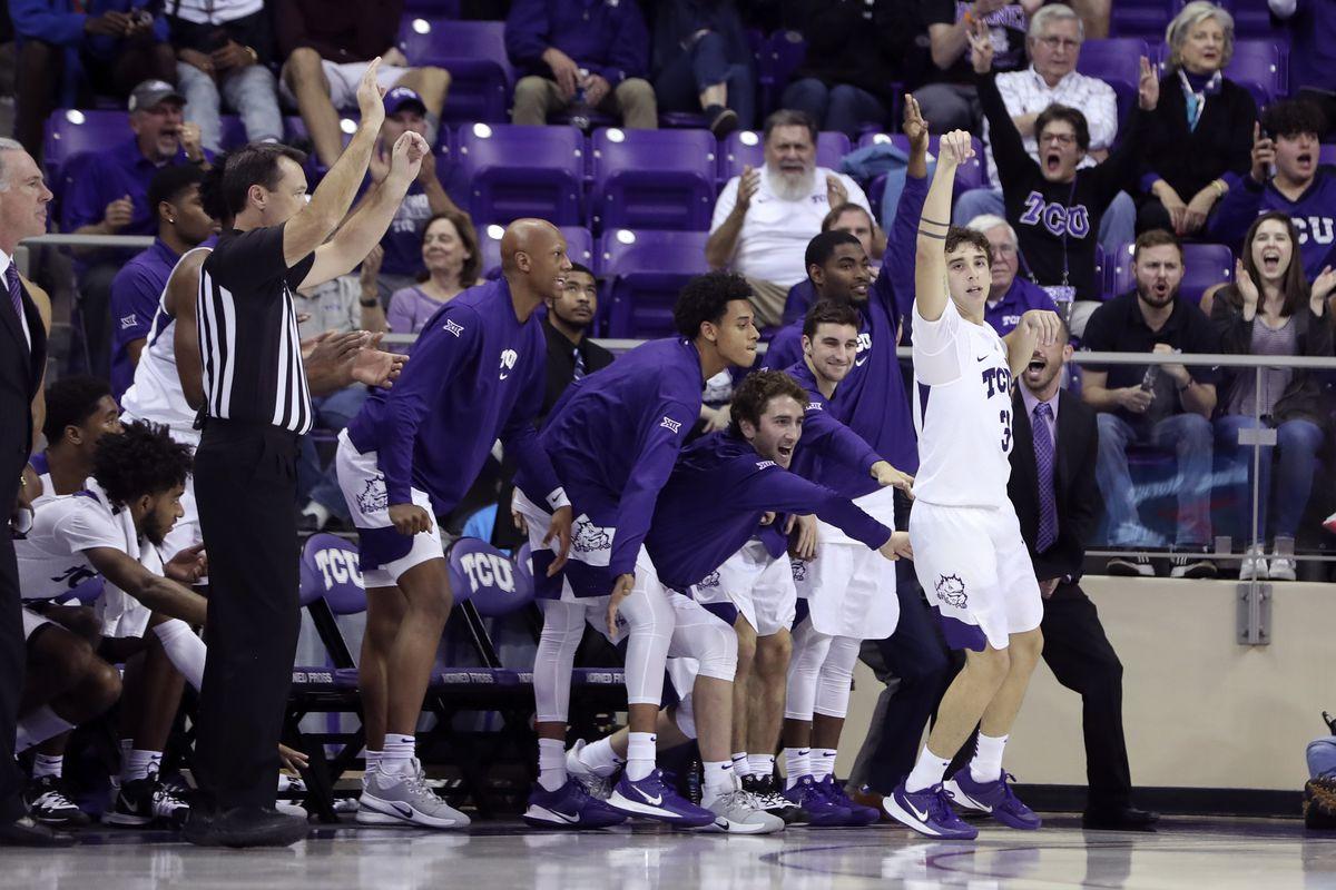NCAA Basketball: Air Force at Texas Christian