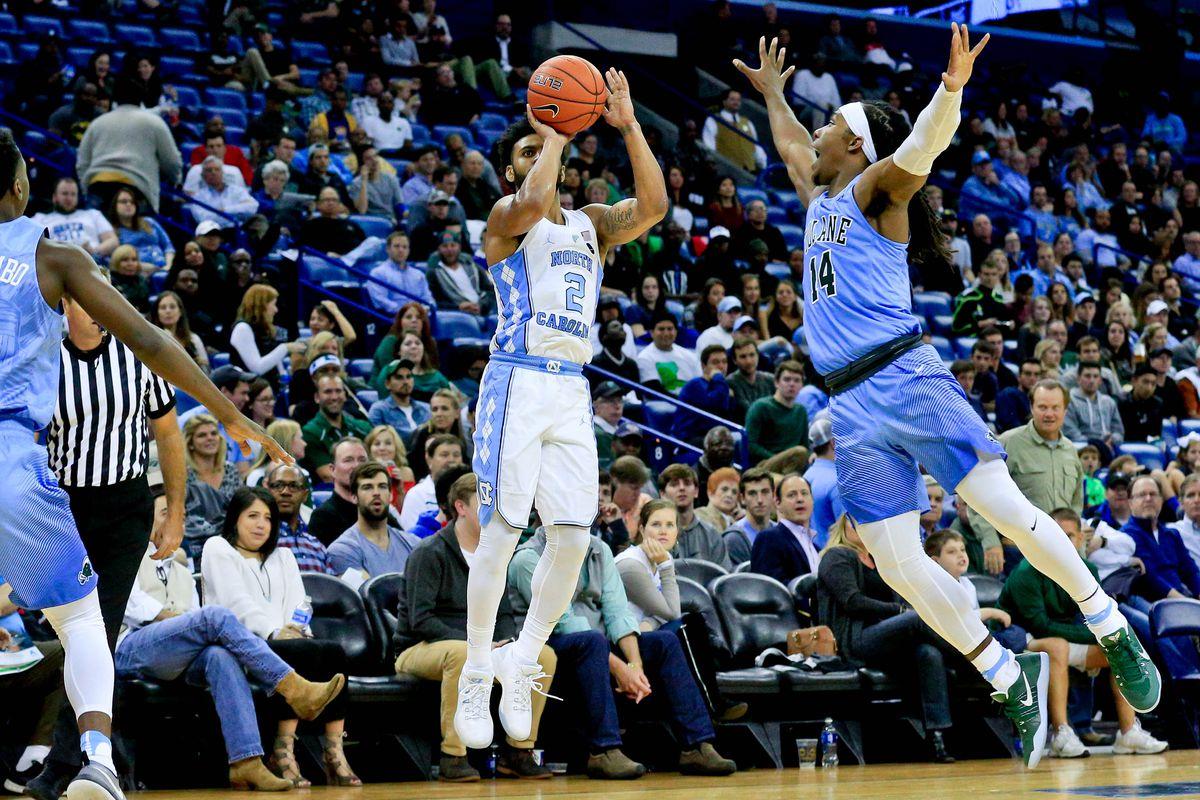 NCAA Basketball: North Carolina at Tulane