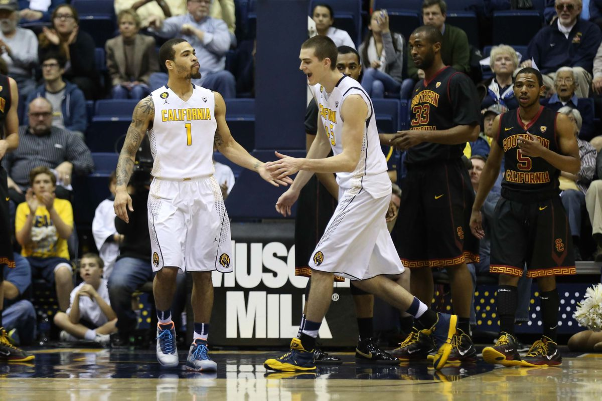 Cobbs and Kravish got plenty to be happy about, avoiding another loss to USC.
