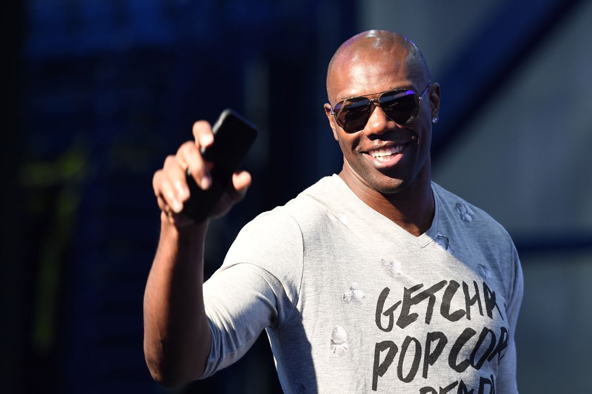 free shipping e648a 58330 Hall of Fame 2018: Terrell Owens explains why he held own ...