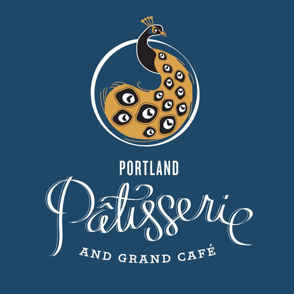 portland patisserie and grand cafe logo