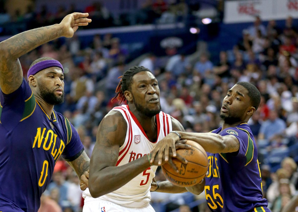NBA: Houston Rockets at New Orleans Pelicans
