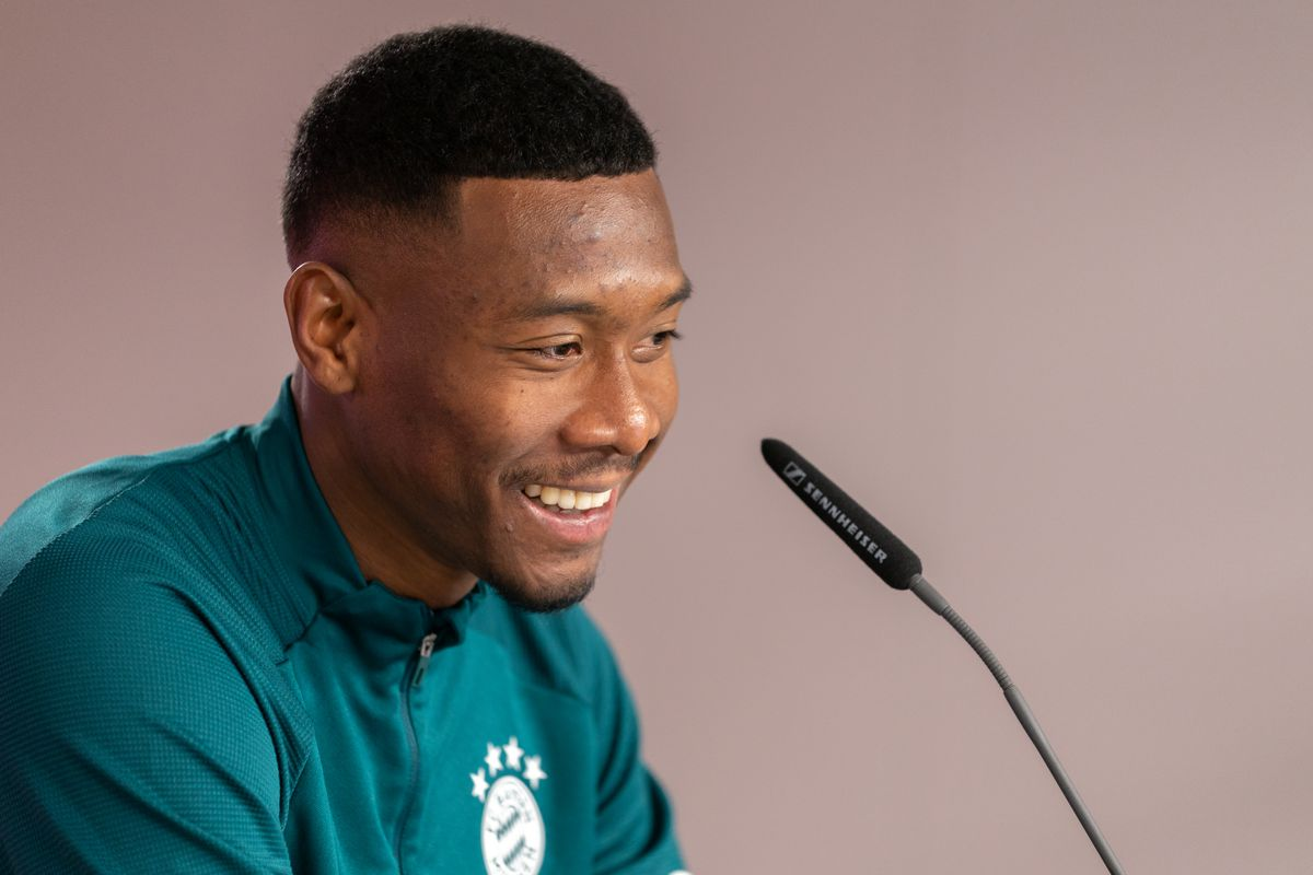 David Alaba Announces To Leave FC Bayern Muenchen After Season 2020/21