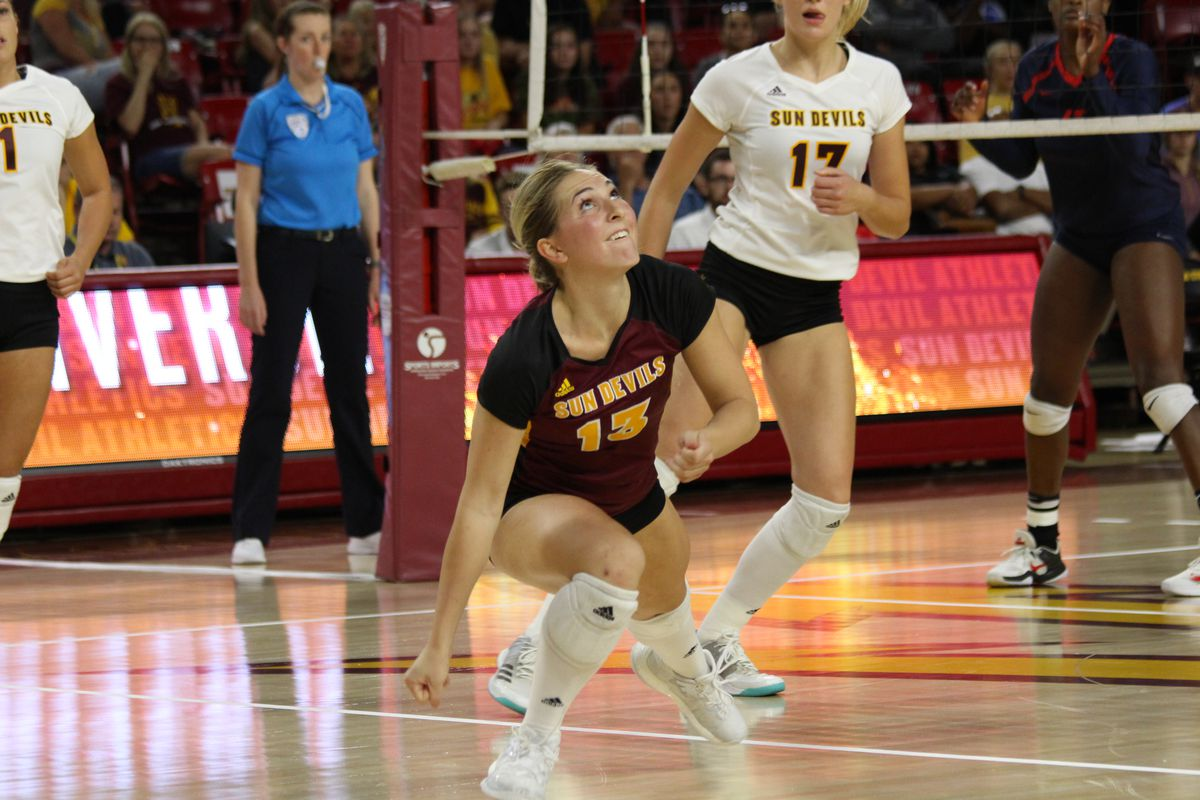 Asu Volleyball Sun Devils Remain Winless In Conference Play After Loss To Usc House Of Sparky
