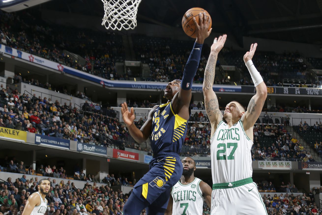 Holiday brothers lead Pacers to fourth quarter comeback against Celtics