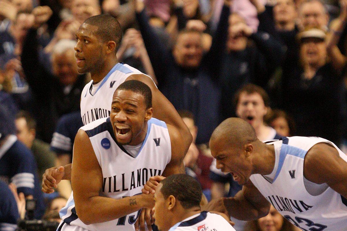 NCAA Second Round: UCLA Bruins v Villanova Wildcats
