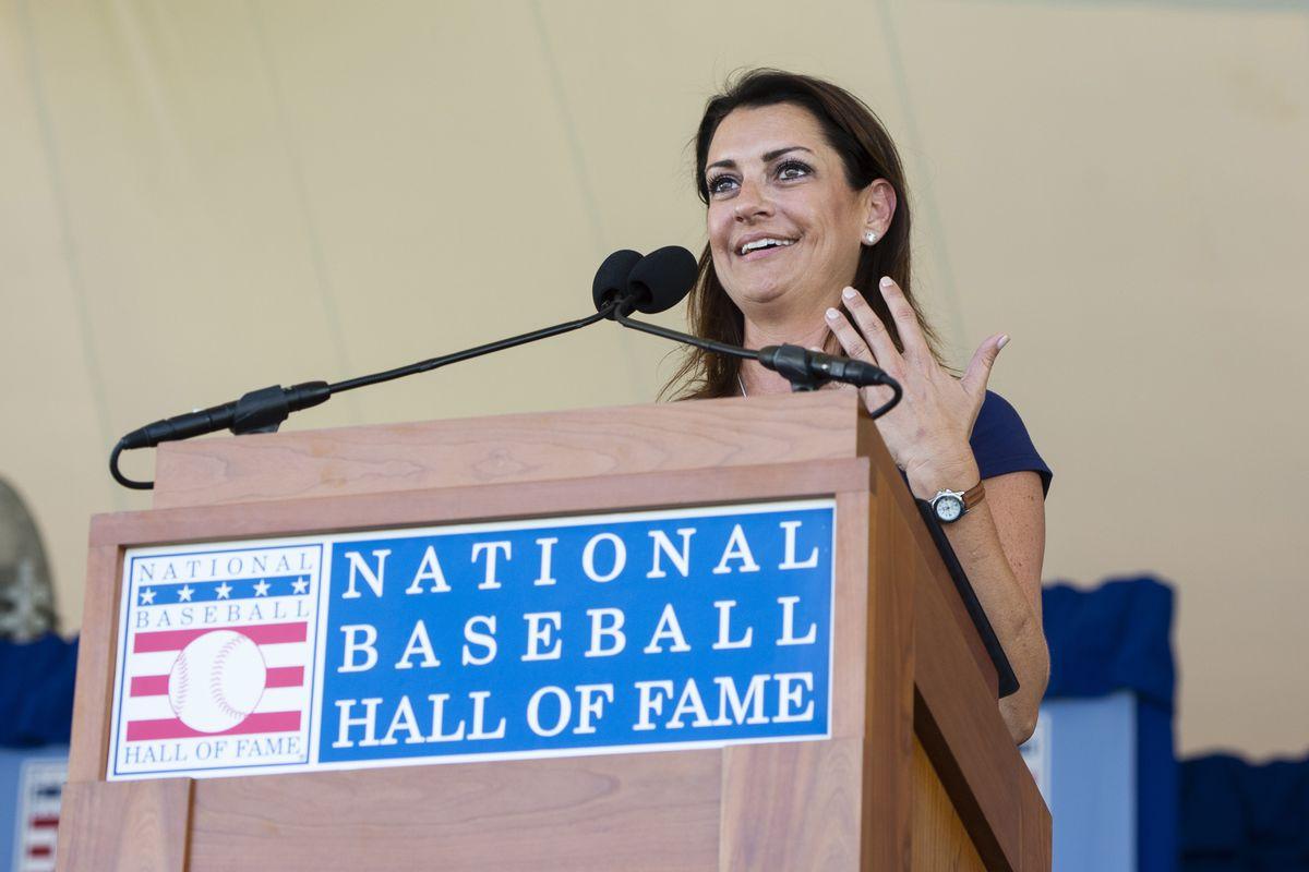MLB: Baseball Hall of Fame-Induction Ceremony