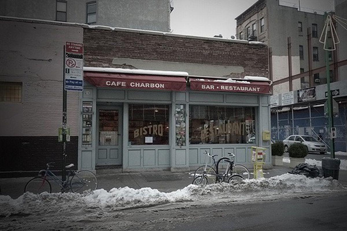 Cafe Charbon, Lower East Side