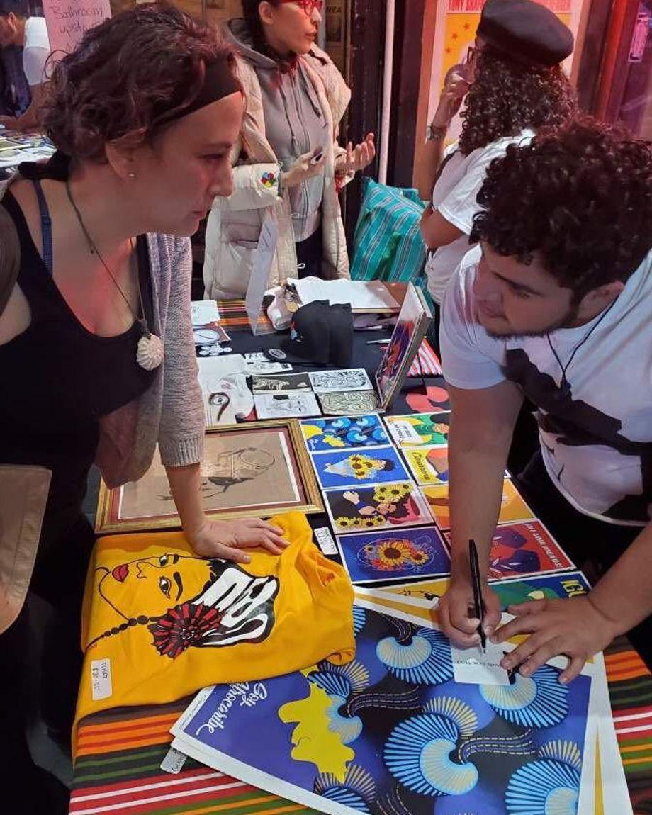 Puerto Rico earthquake fundraiser