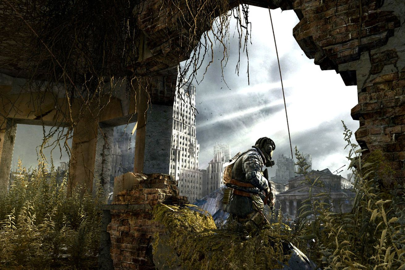 Gallery Photo: Metro: Last Light screens