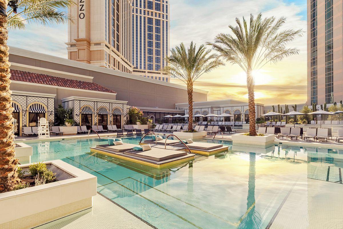Venetian Pool Vegas