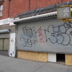 "Hakki Pizza via <a href=""http://www.boweryboogie.com/2011/04/hakki-pizza-to-open-outpost-at-123-essex/"" rel=""nofollow"">BB</a>"