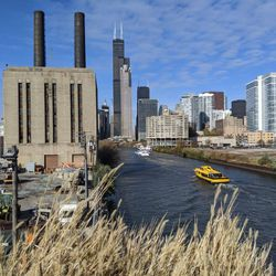 Union Station Power House, 301 W Taylor St., is listed among the seven endangered sites by Preservation Chicago announced Wednesday.