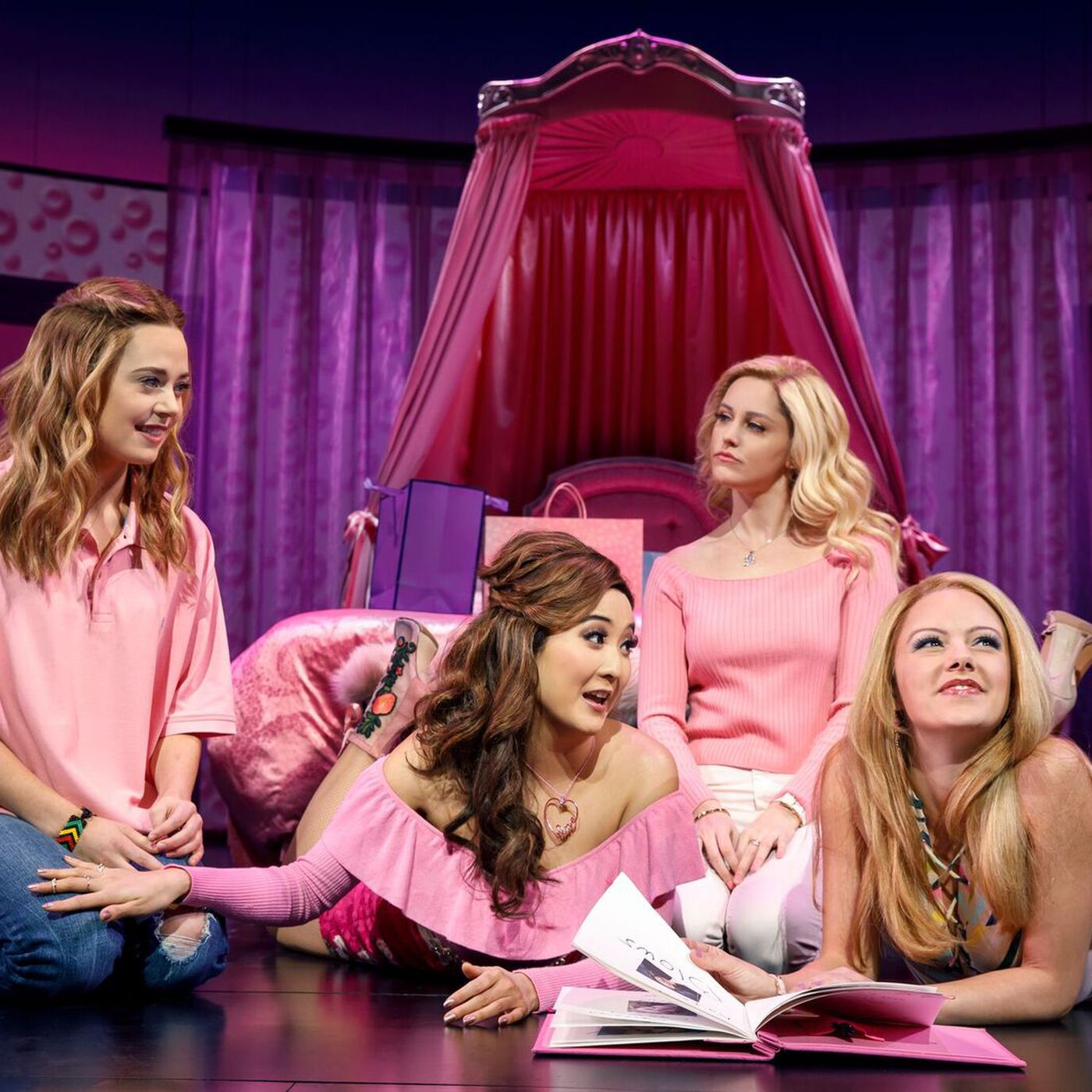 Tina Fey S Mean Girls Musical On Broadway What It Does Right And Wrong Vox Now i will be doing an ask gretchen hour, send in all your questions and i will answer the best! mean girls musical on broadway