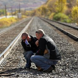 Utah County Community Mourns Loss Of Teenagers Hit By Train
