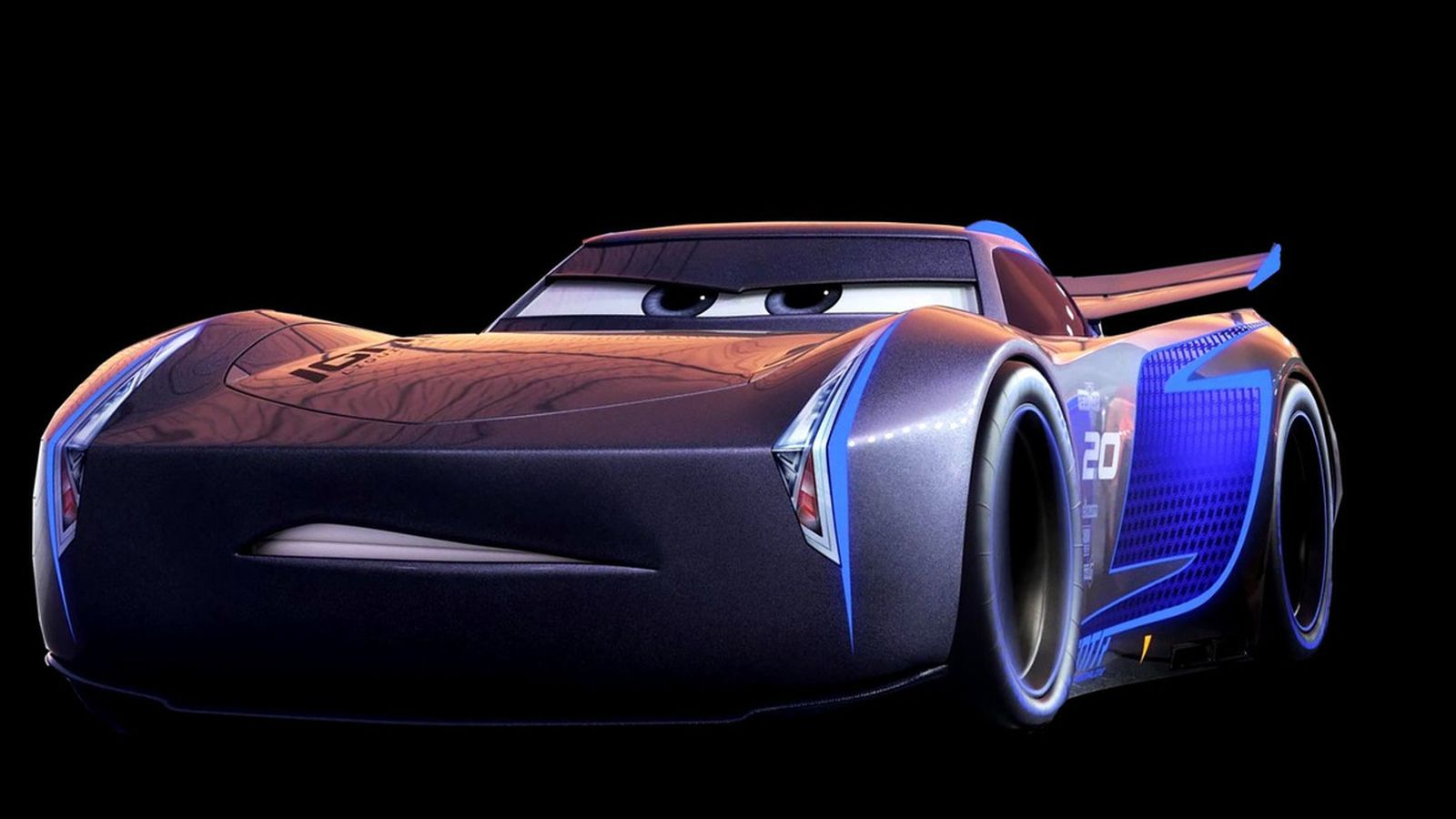 Cars 3 Trailer Hits On The Issue Of Technology And Driverless In Modern Racing Polygon