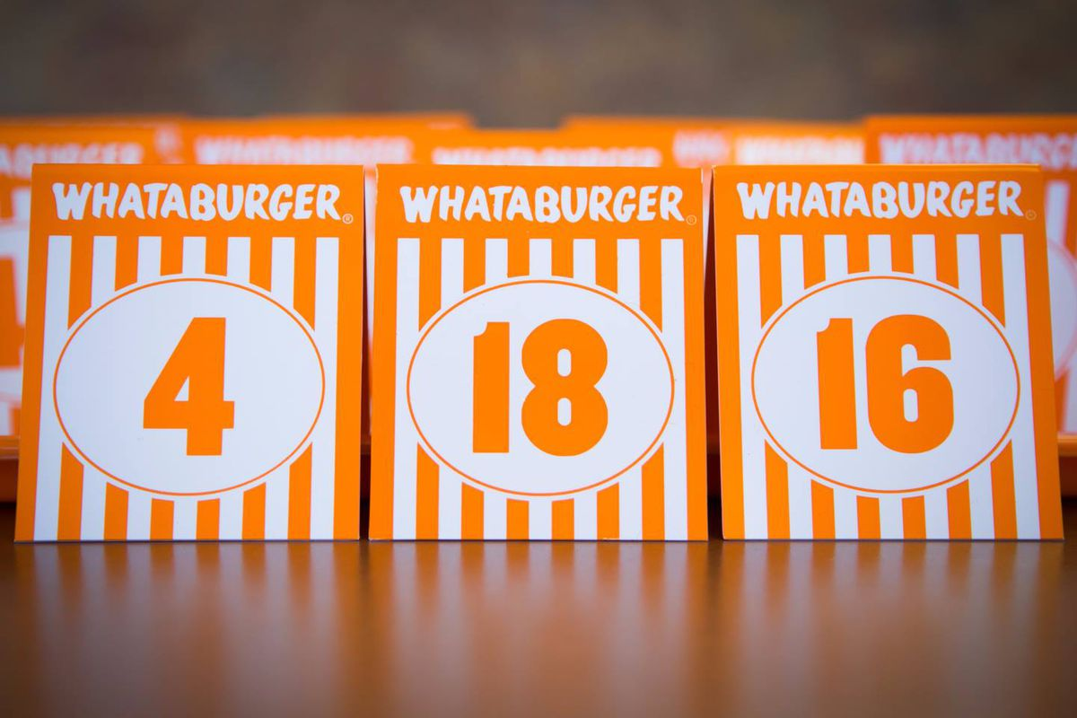 Houston Police Will No Longer Mark Crime Scenes With Whataburger