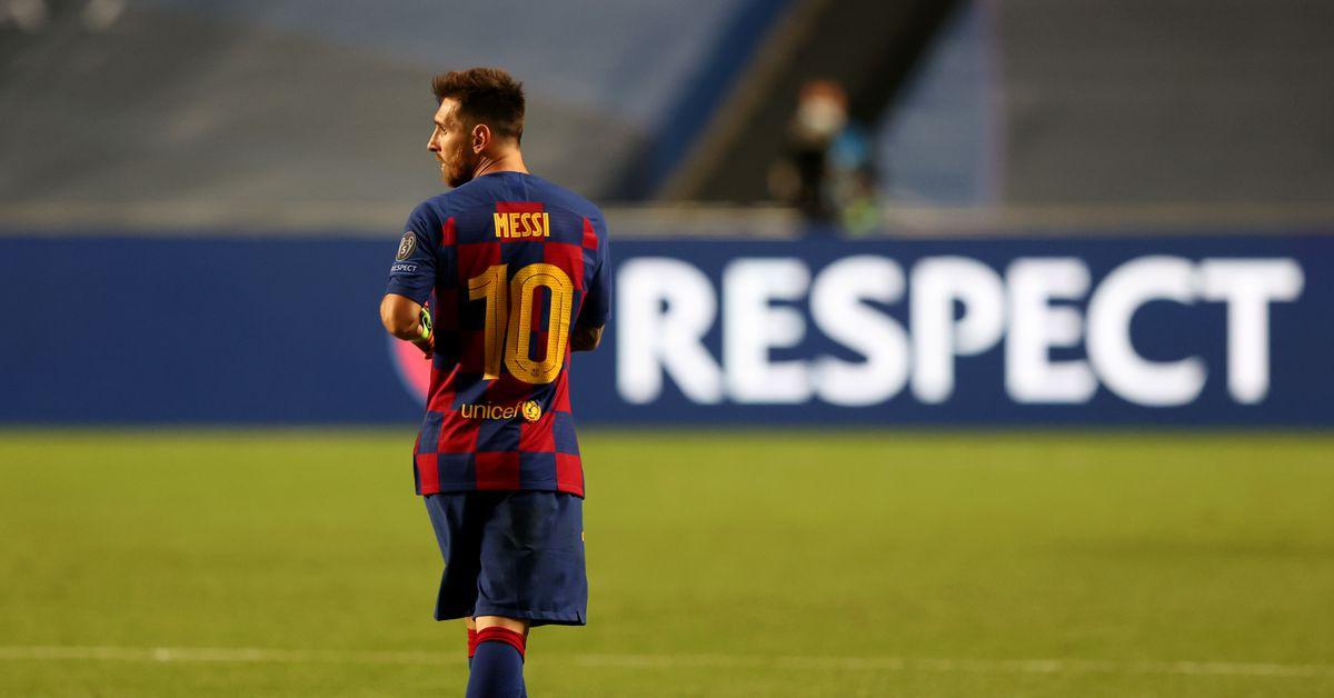 Lionel Messi To Announce Decision On Future Soon Report Barca Blaugranes