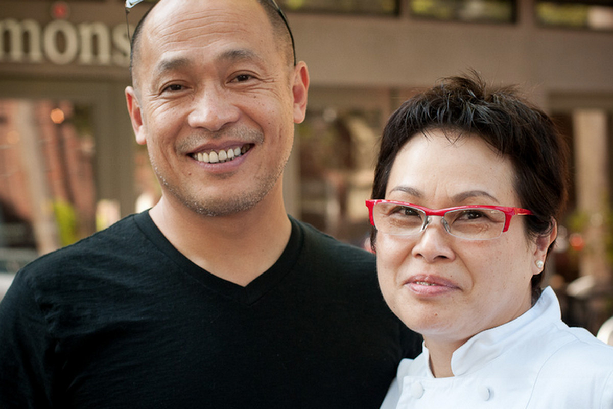 Eric and Sophie Banh