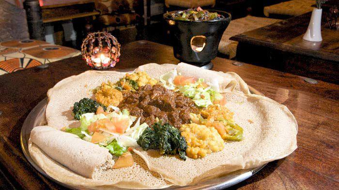 Best east African restaurants in London: Mosob