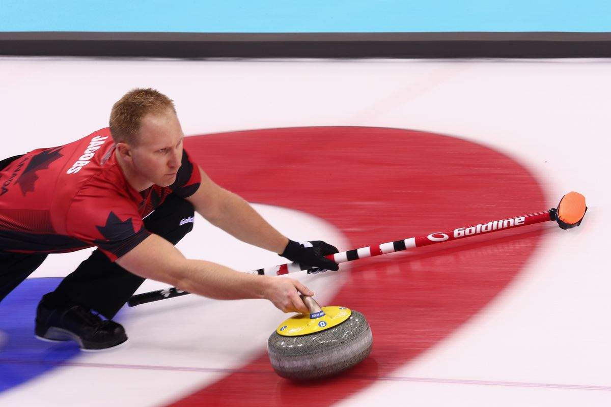 Feel the rhythm! Feel the rhyme! Get on up! It's curling time!