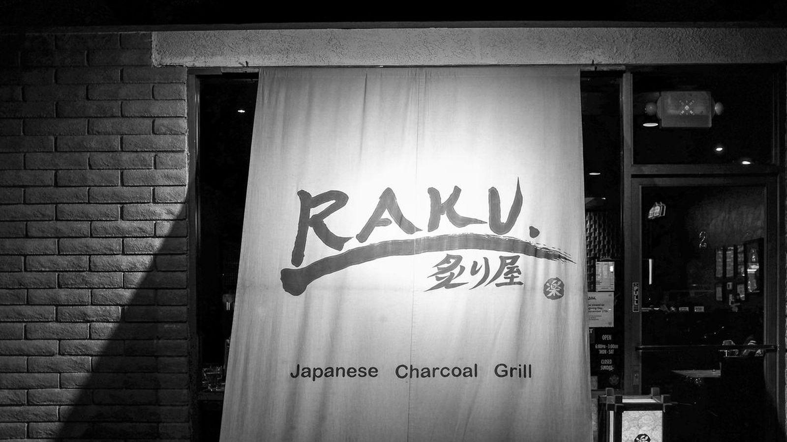 Raku Returns To The National Eater 38 Eater Vegas