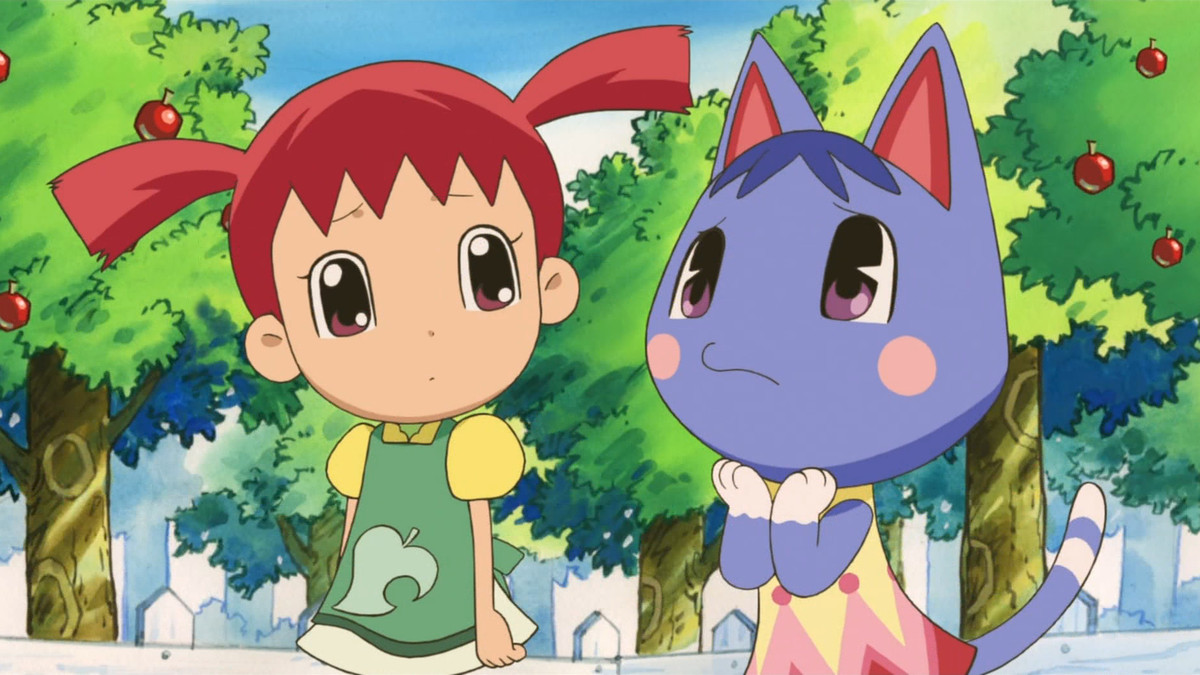 The Animal Crossing Anime Movie Has One Major Original Twist Polygon