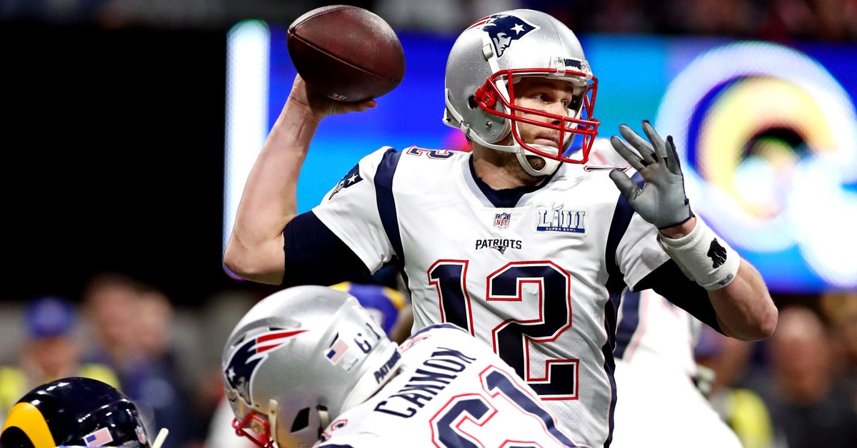 New England Patriots links 2/19/19 - Brady still able to 'go out there and sling it' when needed