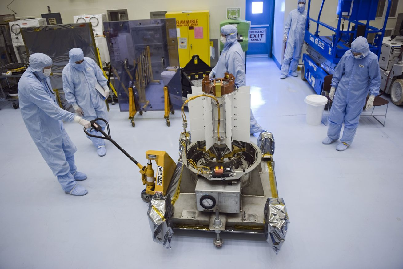 ideas for new nasa mission can now include spacecraft powered by plutonium