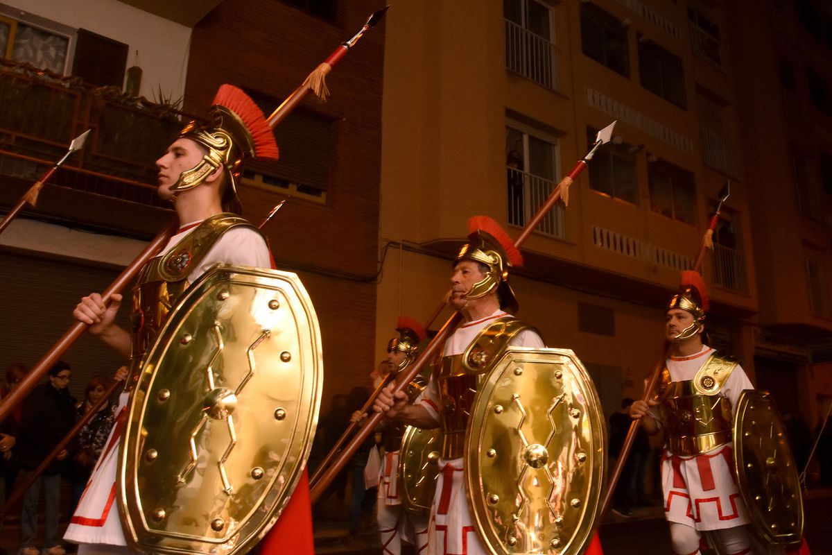 People dress up in traditional outfit seen during the event...