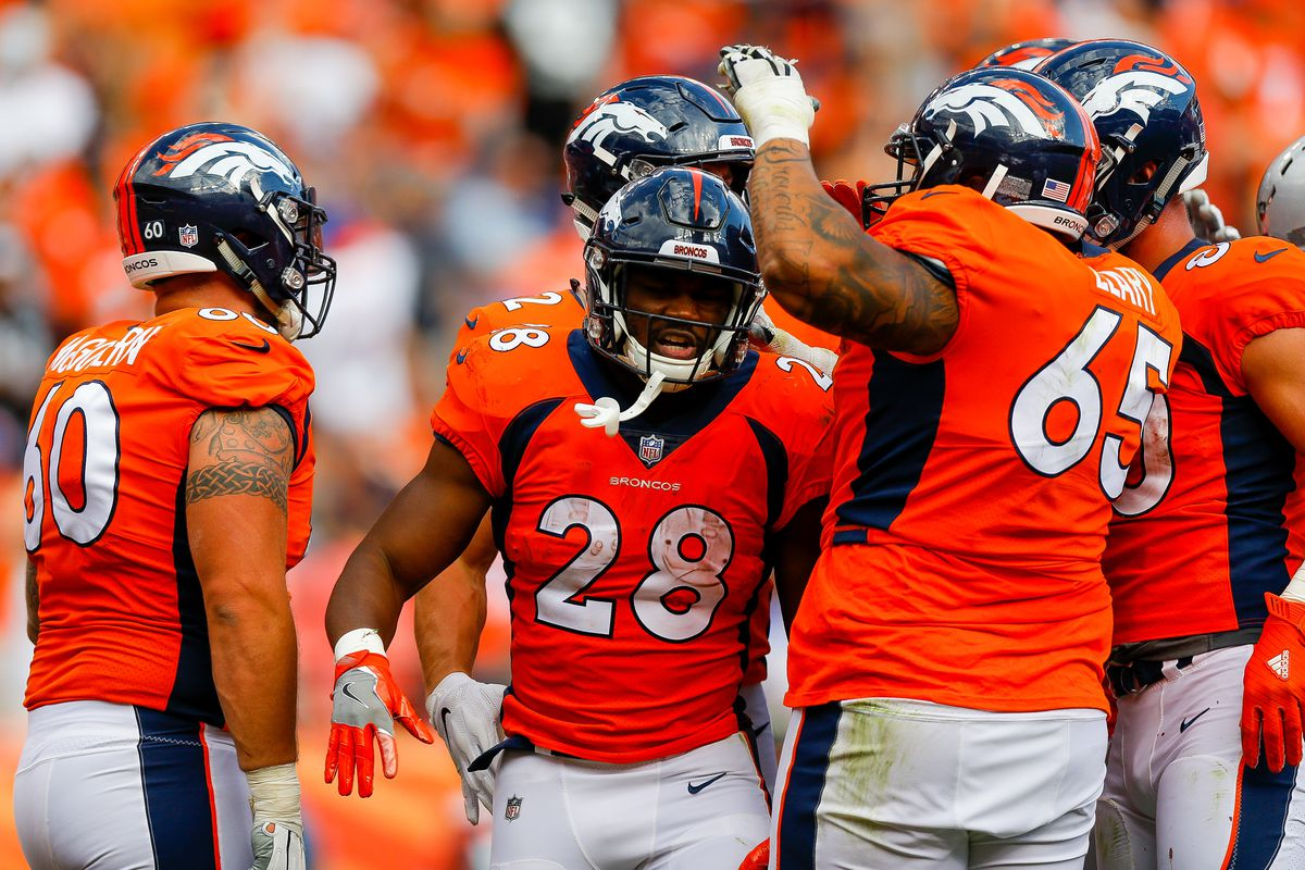 Denver Broncos news  Rookies are making an immediate impact - Mile ... 02d4c22f4