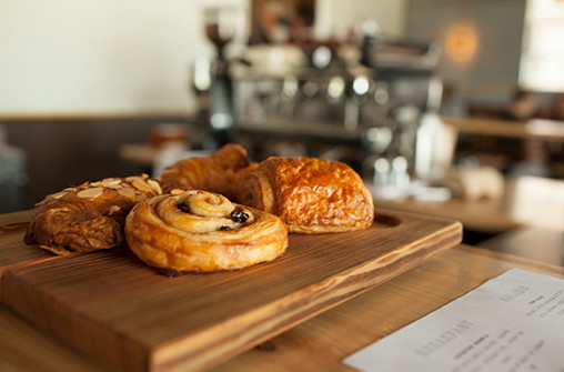Pastries from Easy Tiger