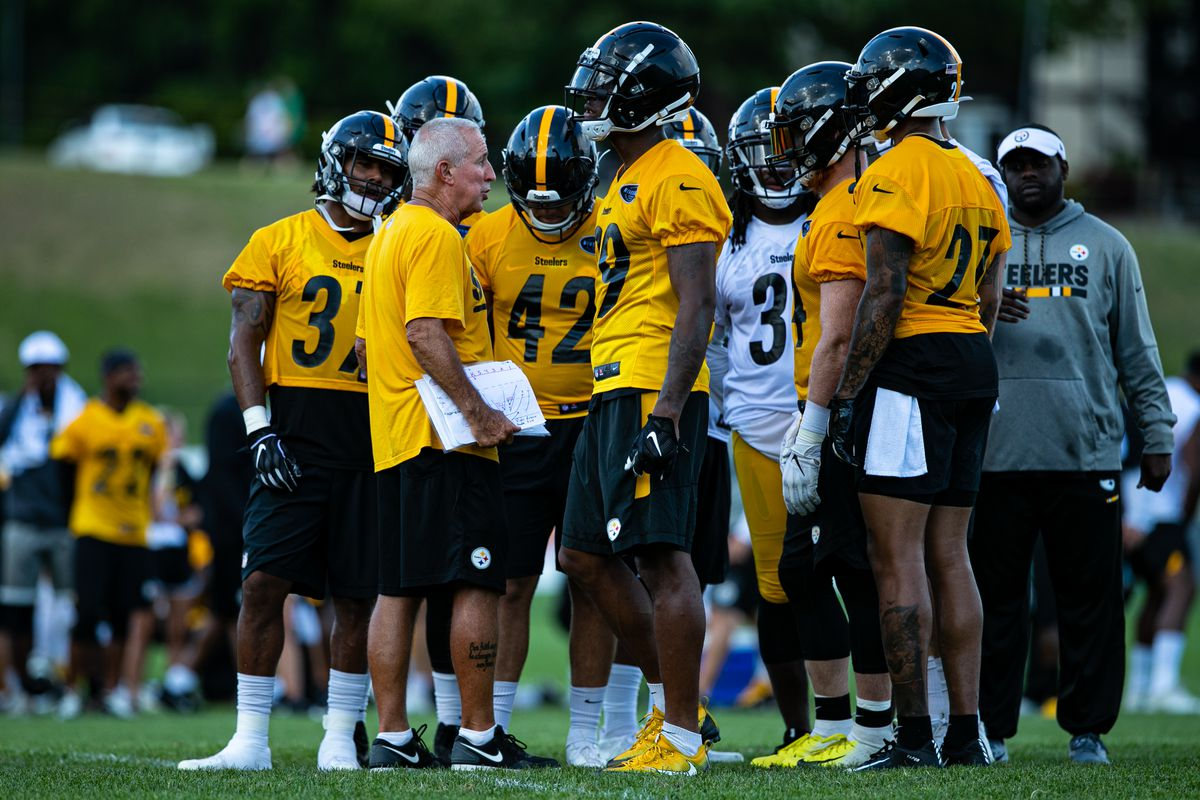 3ed55b4e Live practice updates from Steelers 2019 Training Camp: 8/14 ...