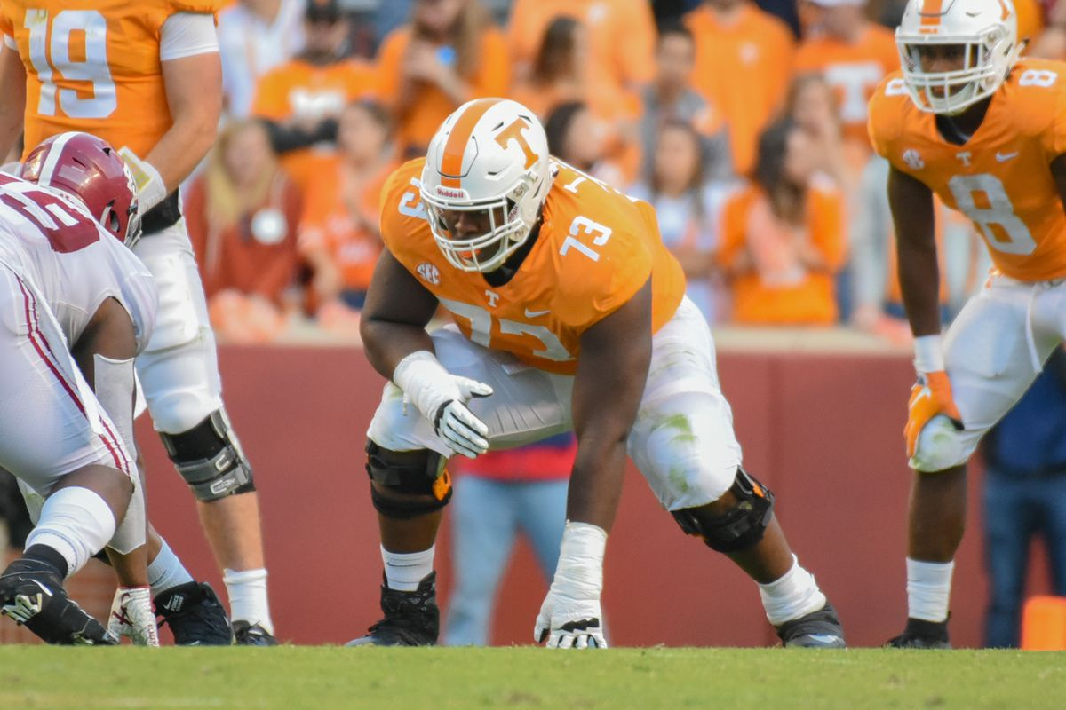 Tennessee Vols Football: Jeremy Pruitt gives an update on Trey Smith