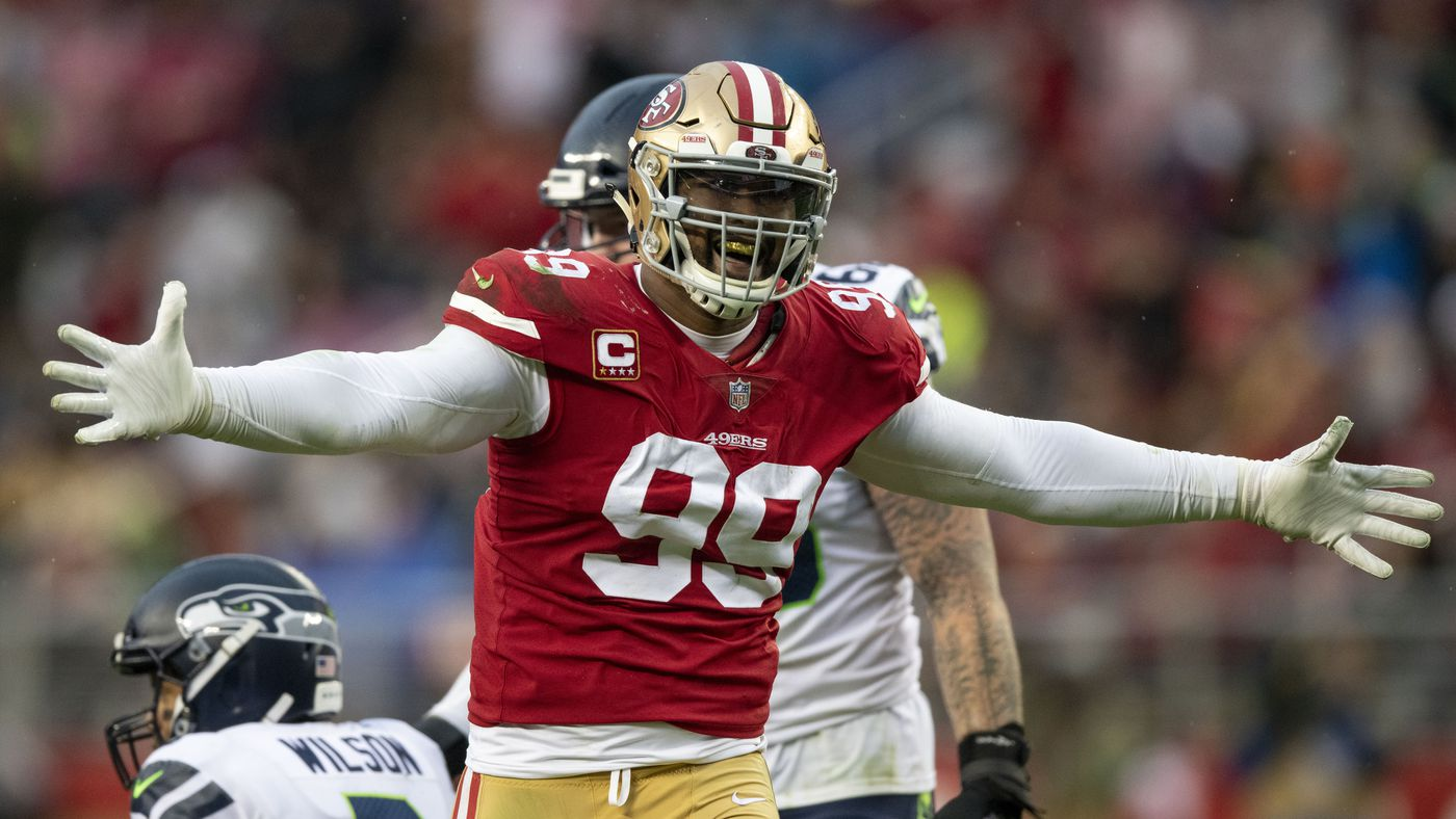 Two 49ers make it on Pete Prisco's top-100 NFL Players of 2019