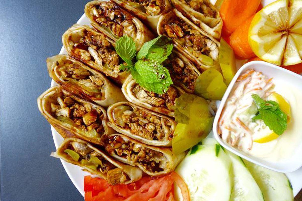 Foodhini shawarma
