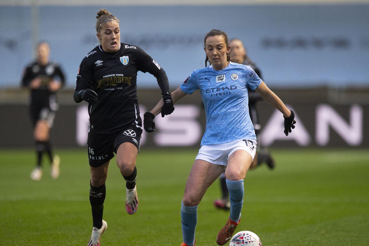 Manchester City v Goteborg - UEFA Women's Champions League: Round of 32