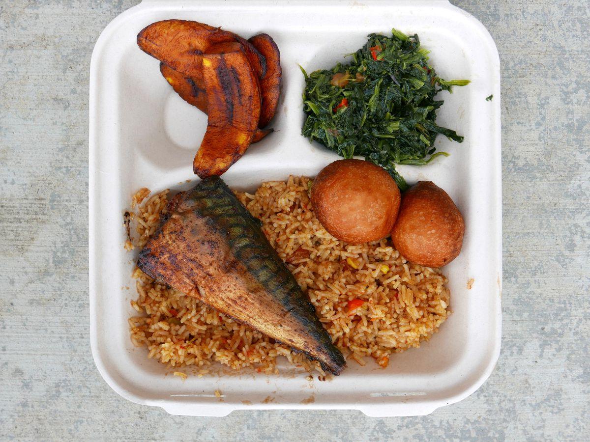 Cameroonian Food Los Angeles