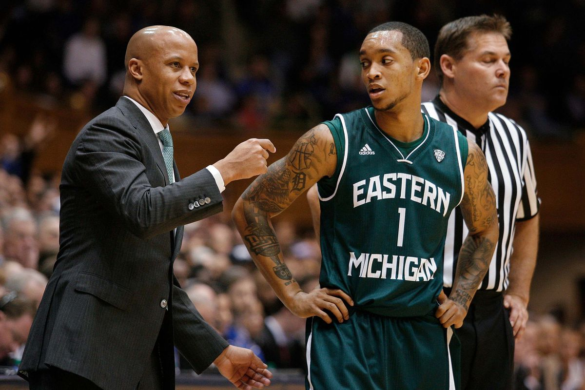 Under Rob Murphy, EMU has risen to the top of the MAC West.