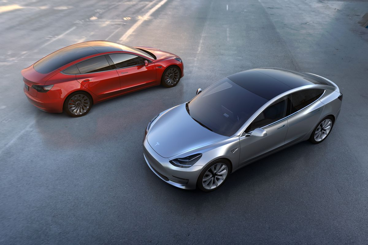 6e4072d0166 Tesla will unveil the finished Model 3 in July - The Verge