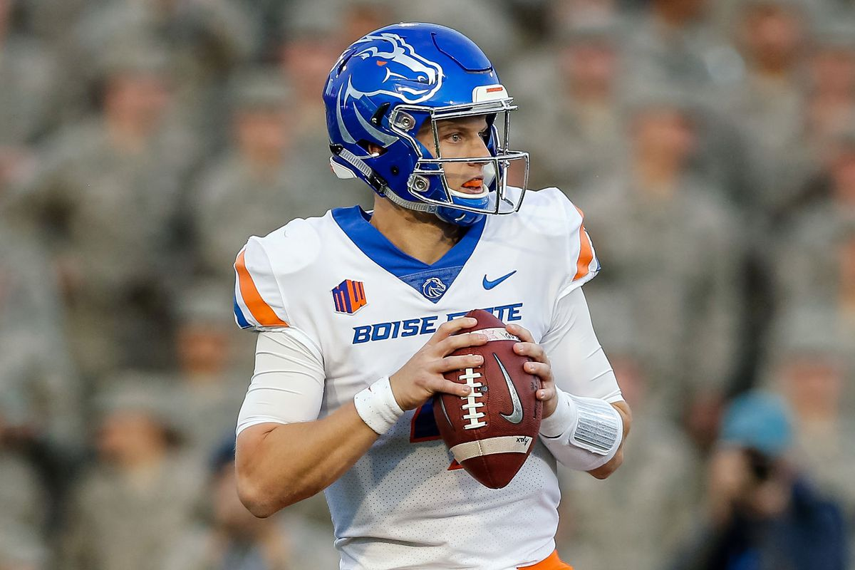 b12b61150 2019 NFL draft  6 quarterback prospects Patriots fans should watch at the  scouting combine