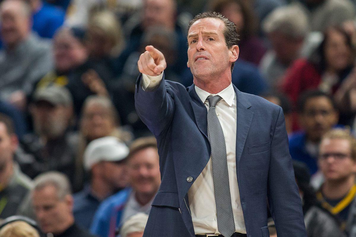 NBA: Brooklyn Nets at Indiana Pacers