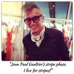 Juan Justicia, Intermix personal stylist