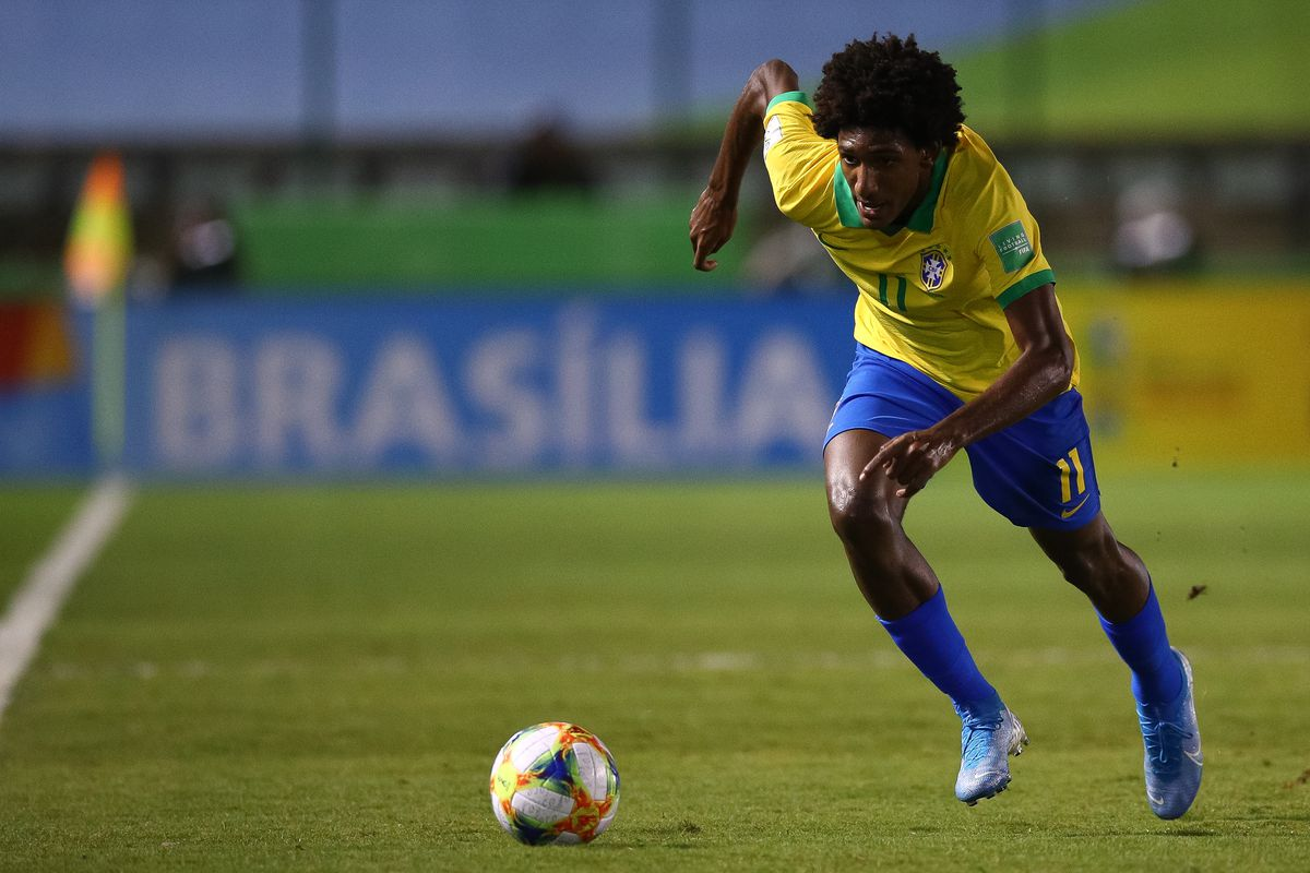 Brazil v Chile - FIFA U-17 World Cup Brazil 2019