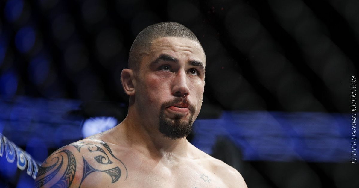 Robert Whittaker out of UFC 221 with injury, Luke Rockhold to fight Yoel Romero for interim title