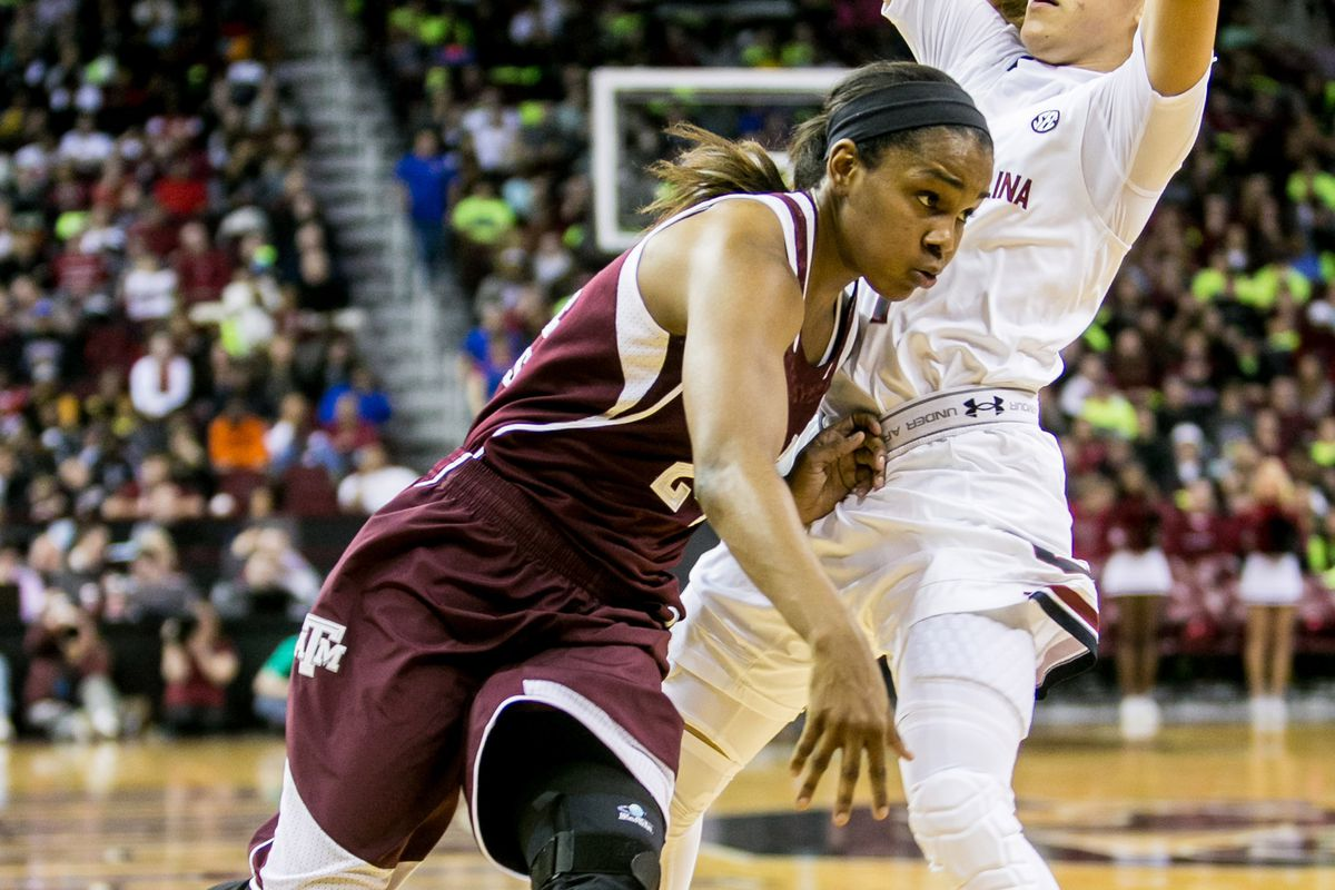Jordan Jones and the Ags fought valiantly but came up short in a wild ending against #2 S. Carolina