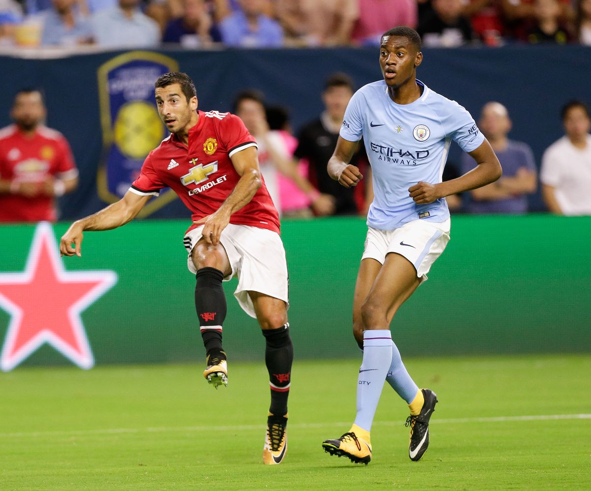 International Champions Cup 2017 - Manchester United v Manchester City
