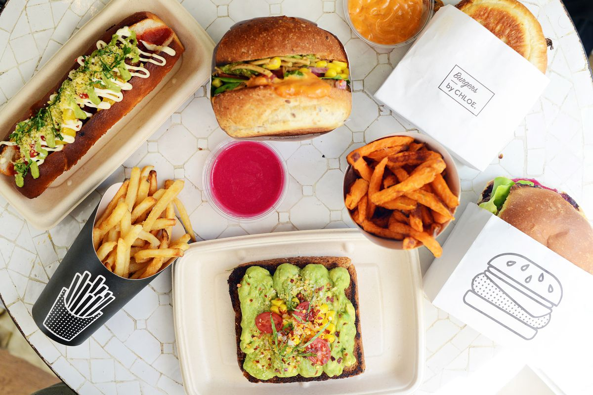 Impossible and Beyond Burgers made 2018 the year of vegan
